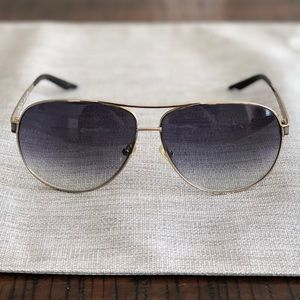 DIOR Aviator Style Sunglasses